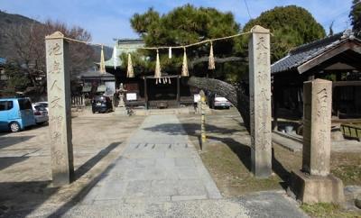 小烏神社(こがらすじんじゃ)